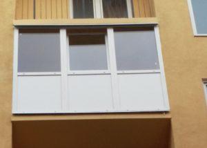 Остекление от пола до потолка