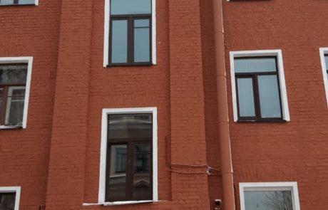 Окна ПВХ в местах общего пользования